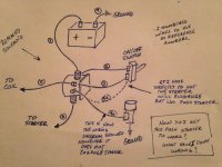 simple wiring issus on ford 2000 (pre 1964, 4 cyl) - tractorbynet  tractorbynet