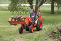 Kubota Adds Features to B-Series Compact Tractors