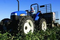 New Holland High-Clearance TS6030 Tractor