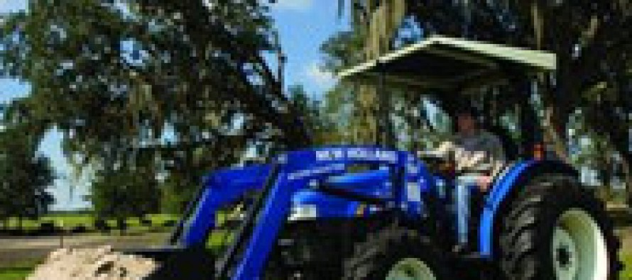 WORKMASTER™ Tractors: Simple and Reliable