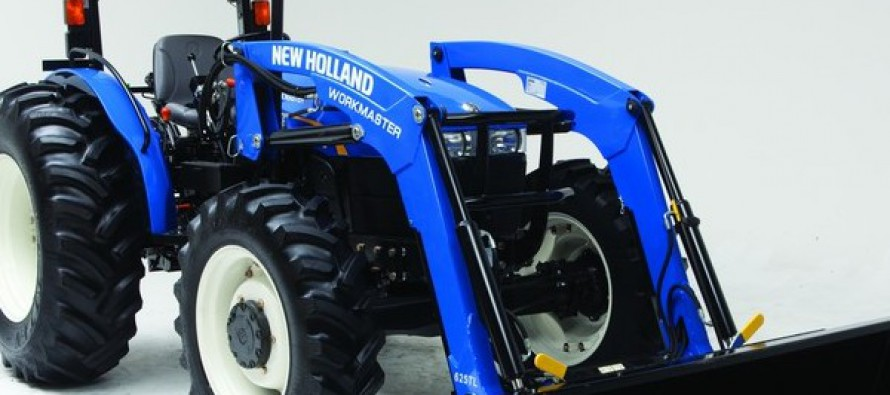 New Holland Announces Workmaster 75