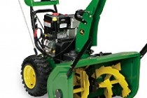 JD's New Dual Stage Snow Thrower 1330SE