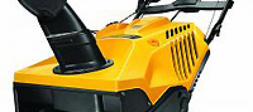 Combat Cold with Cub Cadet's New Snowblowers