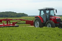 The All-New Hesston 1363 Disc Mower Conditioner