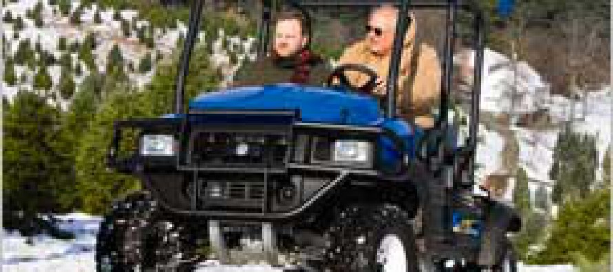 Optimized Customization for New Holland UTVs