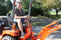 Member of the Month: CompactTractorFan
