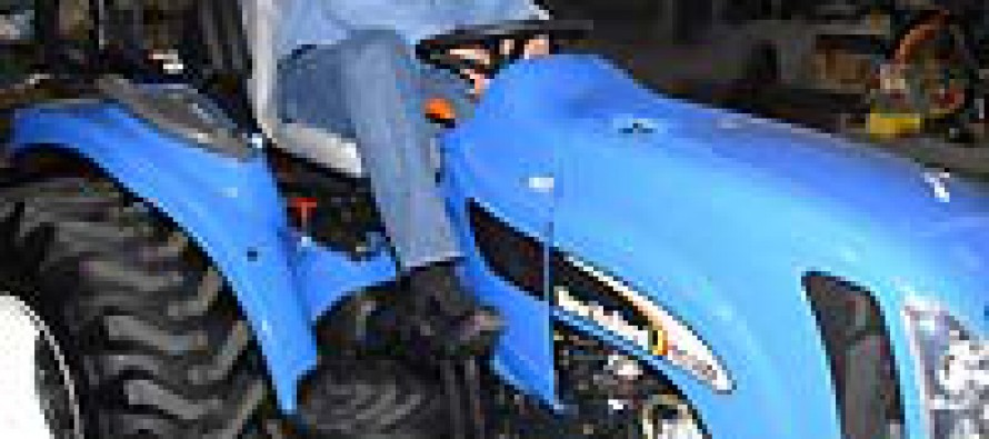 Jay Leno's 'Lil Tug Workhorse for a Greater Cause