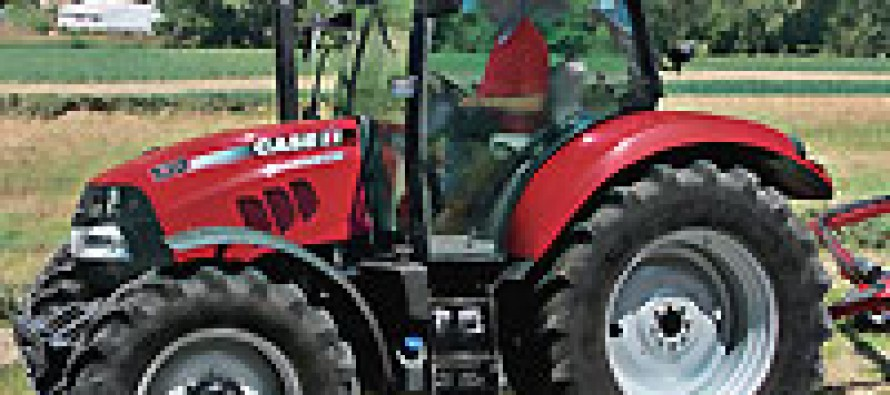 Case IH Introduces the 2012 Maxxum® Lineup