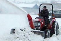 Mahindra Introduces New Snow Blowers & Blades
