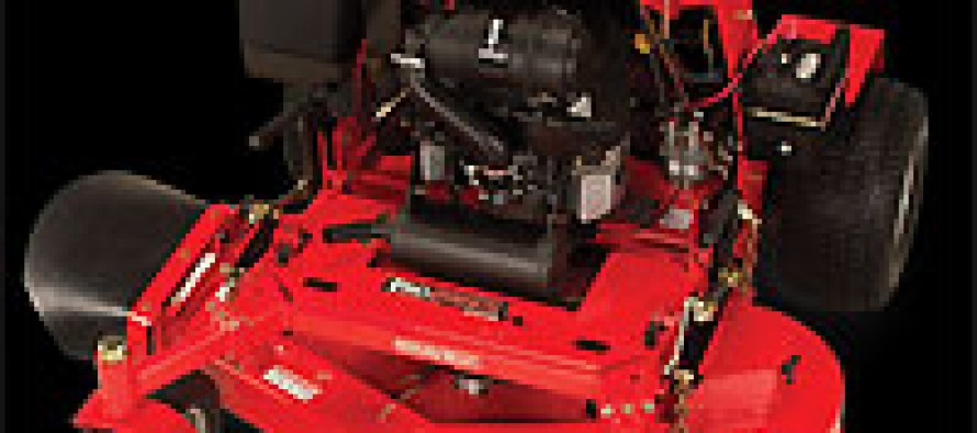 Gravely Launches Pro-Stance Series Mowers