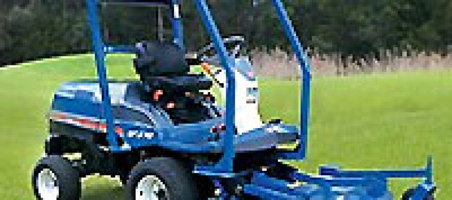 Iseki SF Mowers are Versatile for Tight Spots