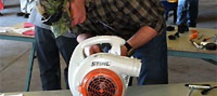 Stihl Sponsors FFA Students in National Event