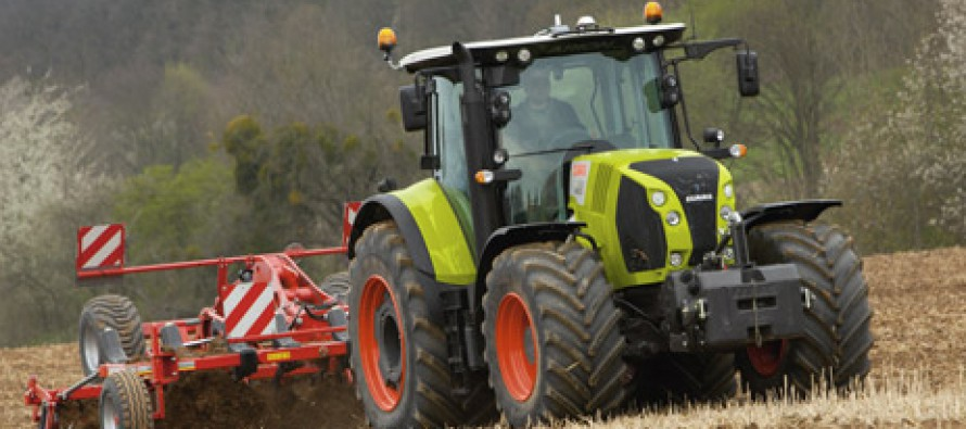 CLAAS Presents New ARION 500/600 Series