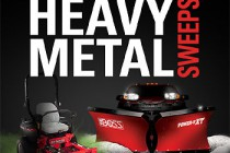 BOSS and Gravely Host Heavy Metal Sweepstakes