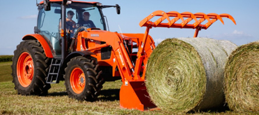 Kubota Encourages Tractor Safety Fall 2012