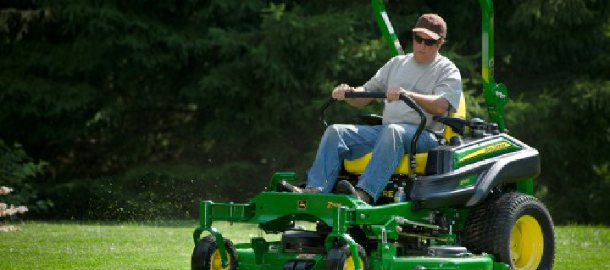 Three New Zero Turn Series From John Deere