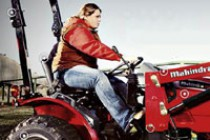 The Mahindra Max Stands Up to the Challenge