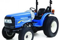 New Holland New WORKMASTER Compact Tractors
