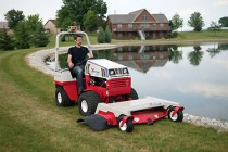 Ventrac Unveils New 4500Y Diesel-Powered Tractor