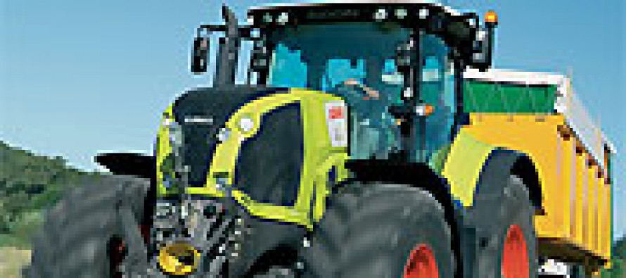 The New Generation of CLAAS Ag Tractors