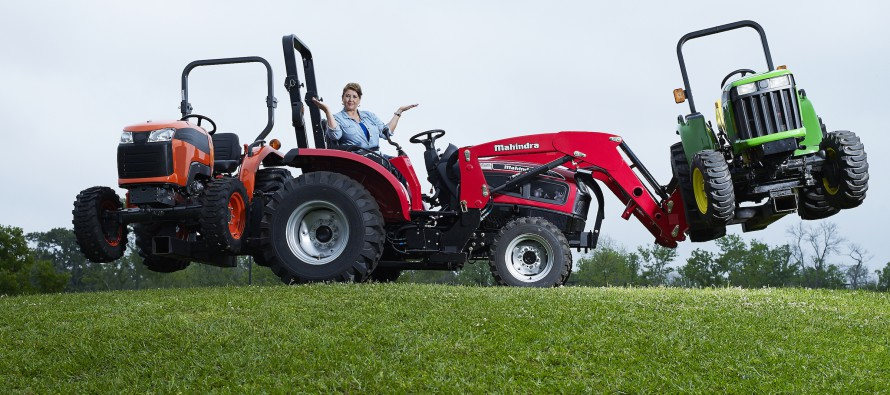 Dealer Days: Experience the Mahindra Difference