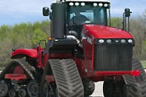 Versatile's First Track Tractor: The DeltaTrack
