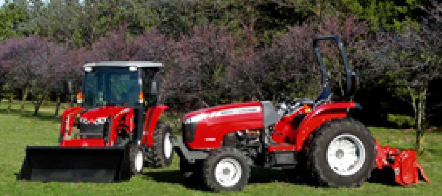 The All New 1700 Series Massey Ferguson Tractors