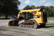 CAT D Loaders Feature New Cab and Controls