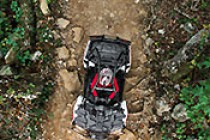 The New Polaris Sportsman ACE Off-Road Vehicle