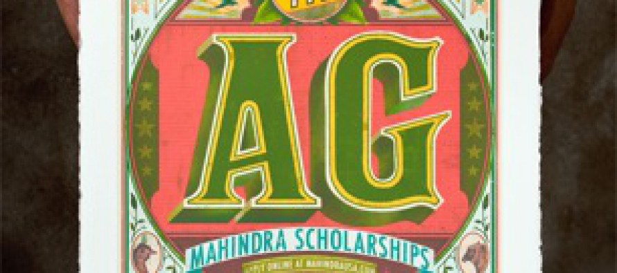 Women in Ag Scholarship Design Recognized