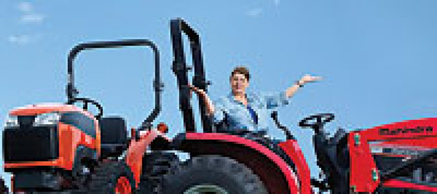 """Mahindra USA Announces """"Red Tag"""" Sales Event"""