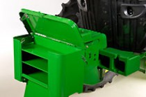 New John Deere Front-Mounted Tractor Toolbox