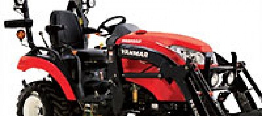 Yanmar Announces New Sub-Compact Tractor Line