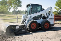 Bobcat Launches First Tier-4 600 Frame Loaders