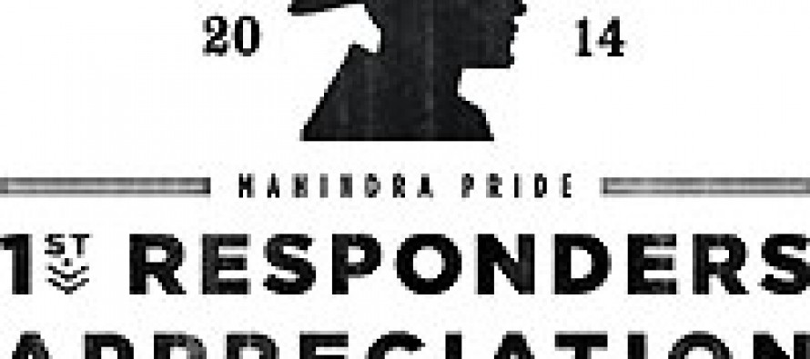 Mahindra Recognizes First Responders