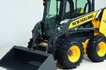 New Holland Introduces New L221 Skid Steer