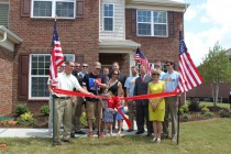 Mahindra USA Supports Home Build for Soldier