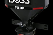 TGS 300 Tailgate Spreader Joins BOSS Lineup