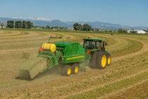 New Large Square Balers from John Deere