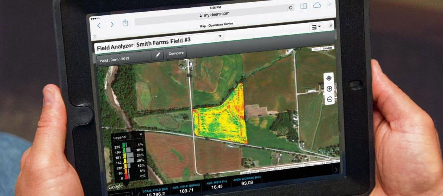 JD Introduces MyJohnDeere Operations Center