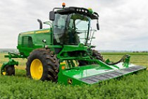 New Windrower and Platform from John Deere