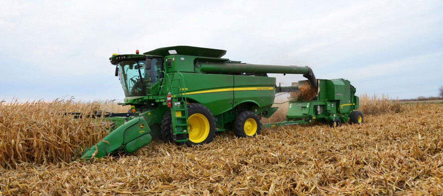The New Hillco Single Pass Round Bale System