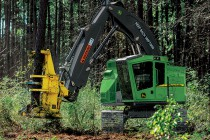 John Deere Introduces the M-Series Tracked Feller Bunchers and Harvesters