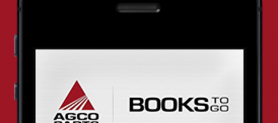 AGCO Expands Parts Books to Go Mobile Application