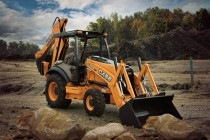 CASE N Series Backhoes Go Tier 4 Final with 2015 Models