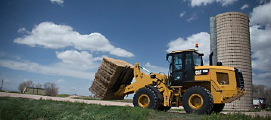 Caterpillar Introduces New M-Series Loaders