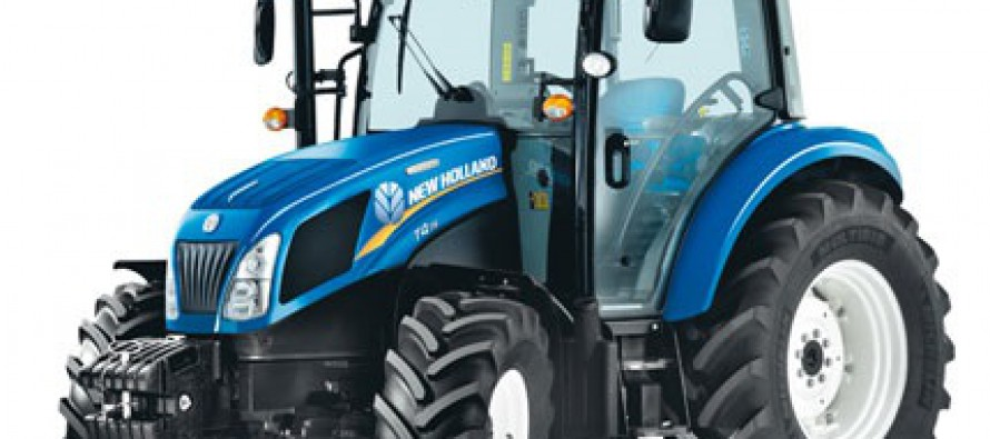New Holland T4 Series Tractors Set a New Standard for Utility Tractors
