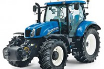 New Holland Unveils the Latest T6 Series