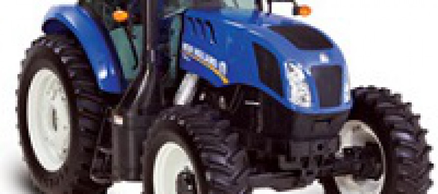 New Holland Presents the 2015 TS6