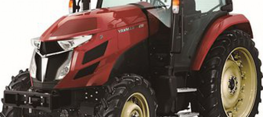 The New YT Series Tractor from Yanmar